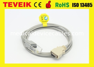 Cina Dolphin SpO2 Extension Cable untuk ONE oximeter 2150.2100 Patient Monitor pemasok