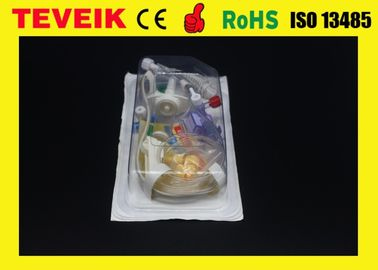 Cina Argon Disposable IBP Transducer Single Channel Kit tanpa Sistem Pengumpulan pabrik